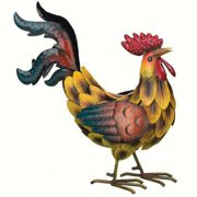 Regal Art and Gift 11 in. Tuscan Rooster Decor
