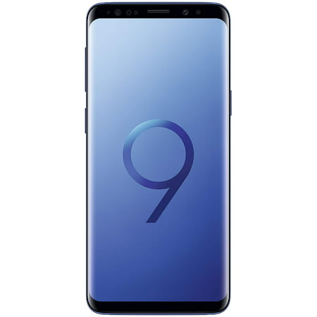 Refurbished Samsung Galaxy S9 SM-G960U 64GB Factory Unlocked Android phone