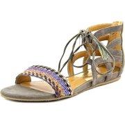Dolce Vita Ava Women US 8 Gray Sandals