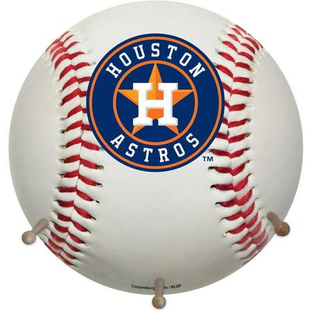 MLB Houston Astros Baseball Coat Rack by