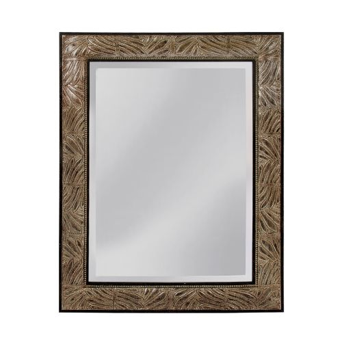 "Mirror Masters MW4094C Tameron 40.75"" Rectangular Mirror with Decorative Frame by Mirror Masters"