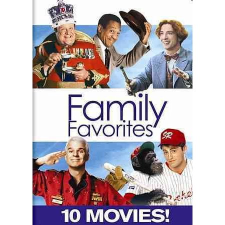 Family Favorites: 10-Movie Collection (DVD)](Top 10 Favorite Halloween Movies)