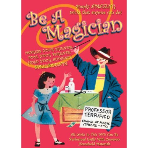 Be A Magician by