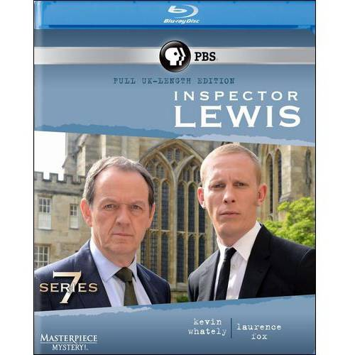 Masterpiece Mystery!: Inspector Lewis 7 (Blu-ray) by PBS