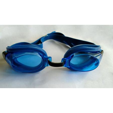 616eb25c527 Swim Goggles Swimming Glasses Anti Fog UV Protection Optical Waterproof  Eyewear for Children - Walmart.com