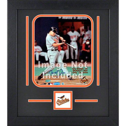 MLB - Baltimore Orioles 8x10 Vertical Setup Frame with Team Logo