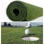 Traffer Pro Putting Green Golf Artificial Grass Turf 6FTX10FT, Indoor Outdoor Golf Training Mat, Synthetic Fake Grass for Baseball Football Gym Sports