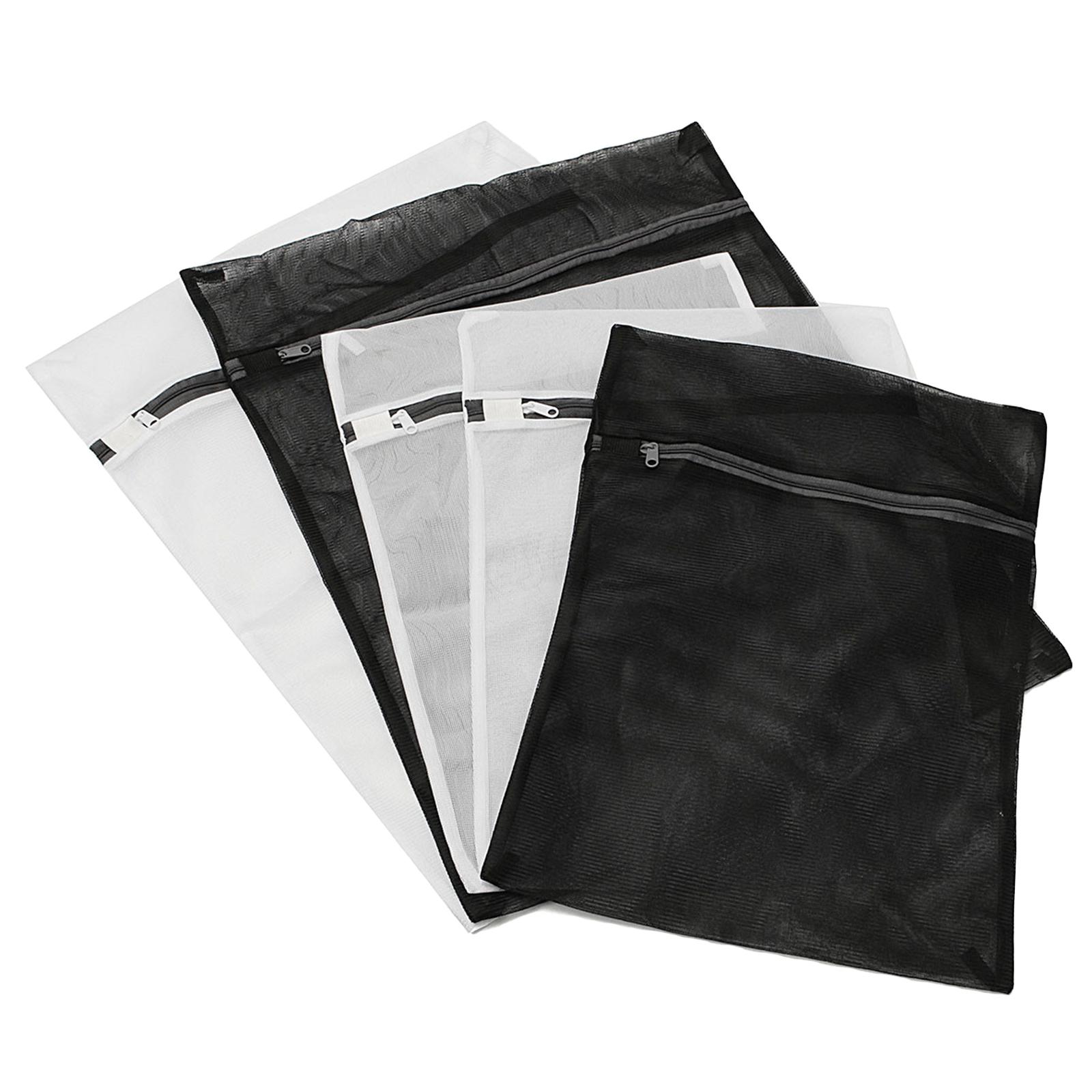 Tsv Mesh Laundry Bags Pack Of 5 For Delicates Bras Lingerie