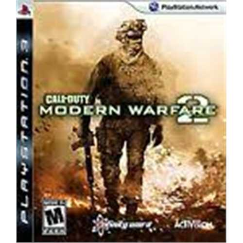 Call Of Duty: Modern Warfare 2 (PS3) - Pre-Owned Activision