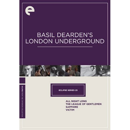 Eclipse Series 25: Basil Dearden's London Underground (DVD) - Halloween Nights London