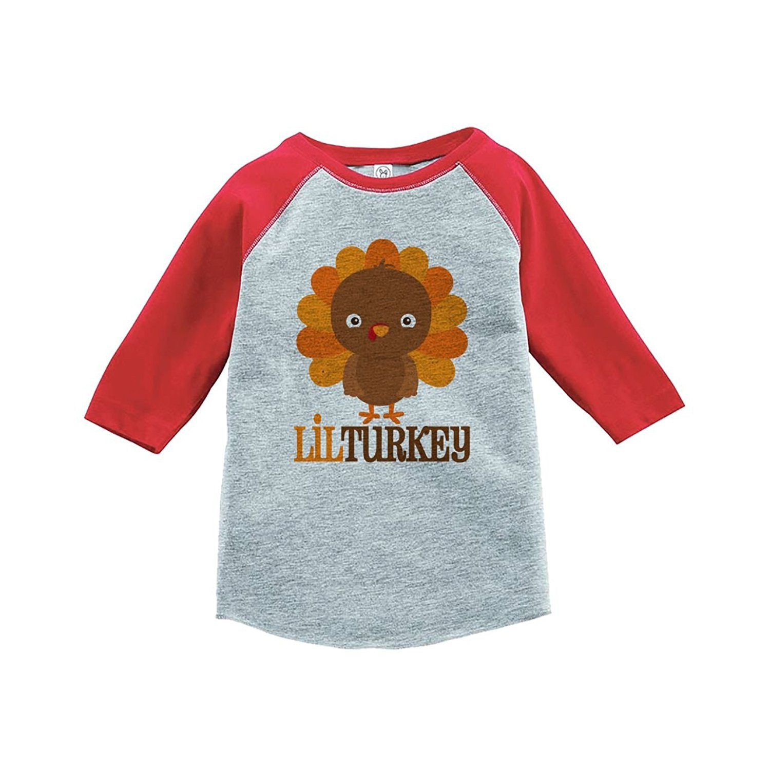 Custom Party Shop Baby Boys Turkey Thanksgiving Hoodie