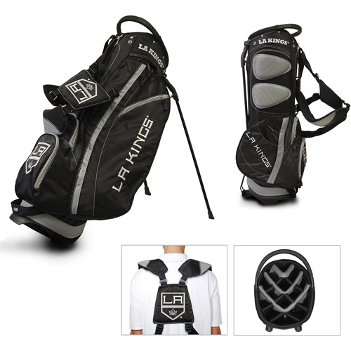 Team Golf NHL Los Angeles Kings Fairway Golf Stand Bag