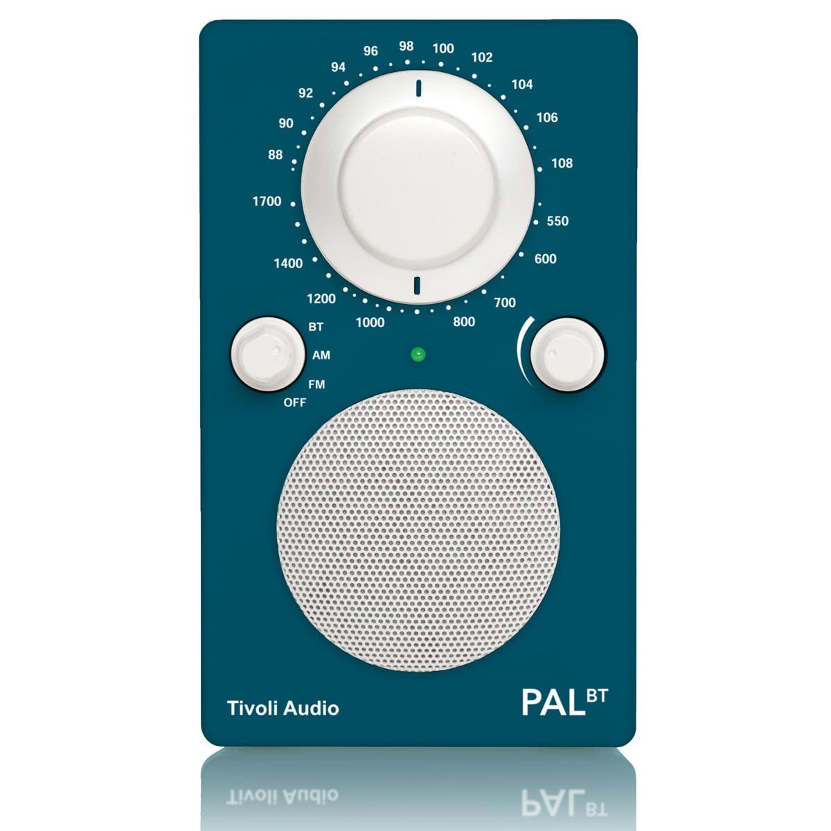 Tivoli Audio Pal BT Bluetooth Portable Radio by Tivoli Audio