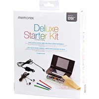 Memorex Deluxe Starter Kit for DSi
