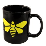 Breaking Bad Yellow Moth Ceramic 12 Ounce Coffee Mug