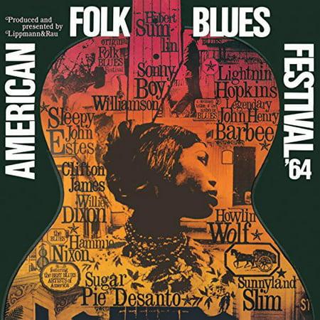 American Folk Blues Festival 64 / Various (Vinyl)