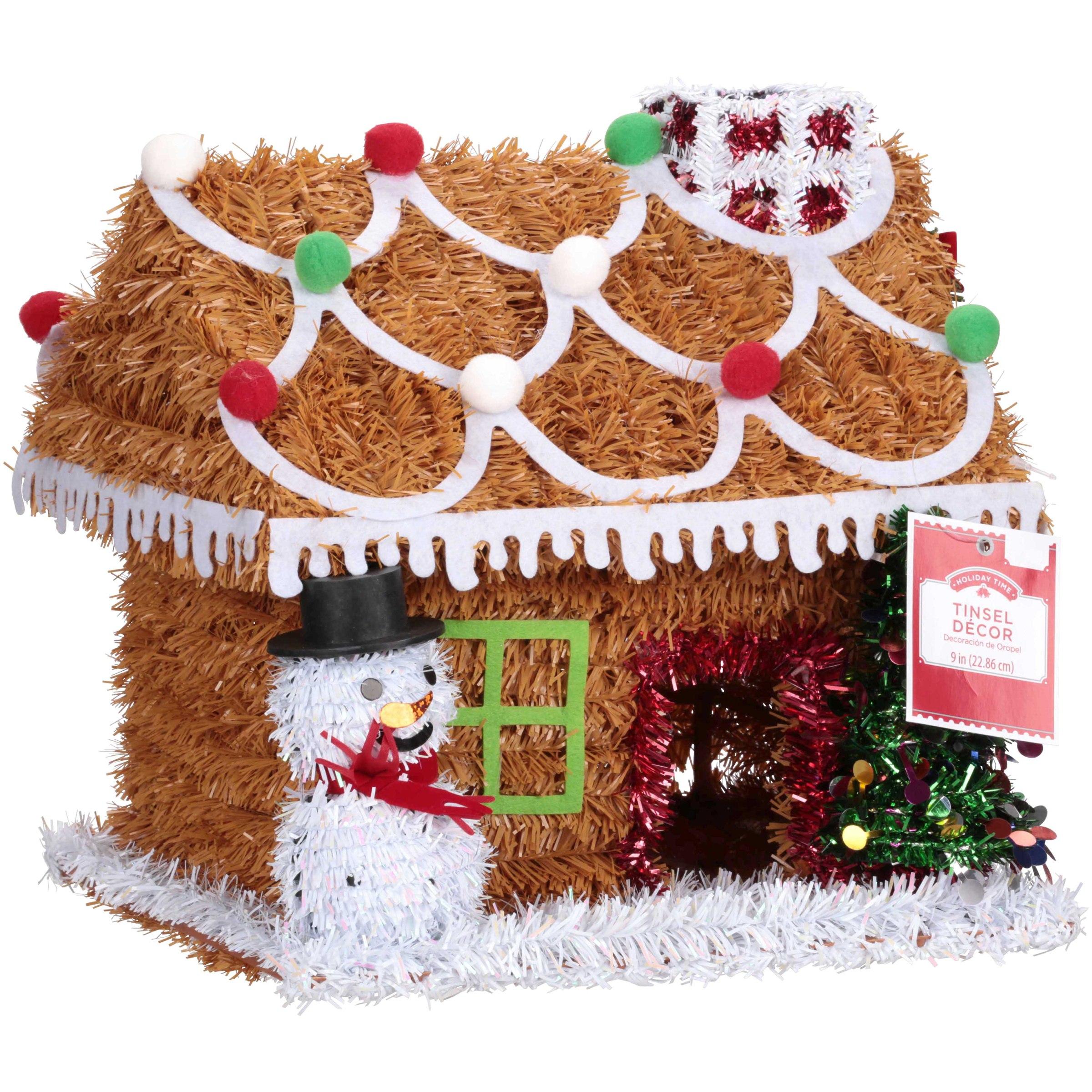 Climbing Ladder Gingerbread Decoration Design Inspiration