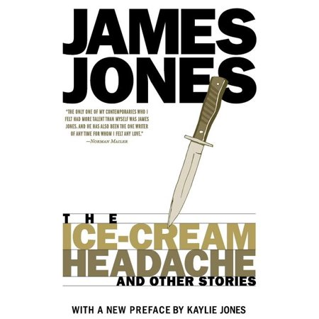 The Ice-Cream Headache & Other Stories (Paperback) James Ice Cream