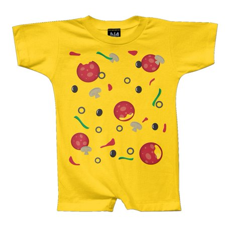 Pizza Halloween Specials (Pizza Costume Infant Romper)