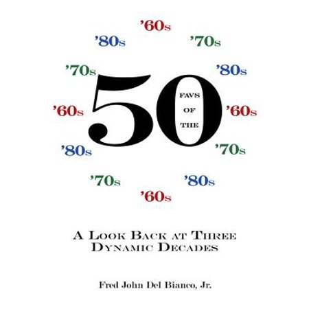 50 Favs of the '60S '70S '80S - eBook