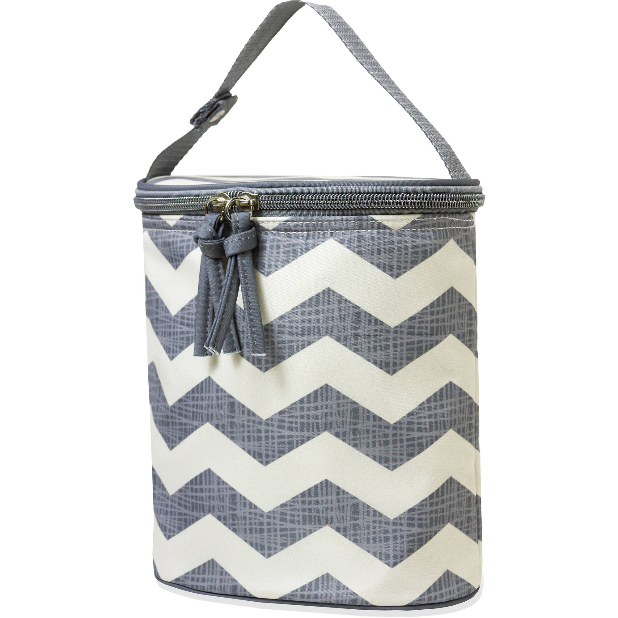 Baby Essentials Chevron Bottle Cooler