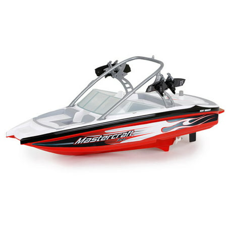 17  Master Craft R C Ff Boat  Red
