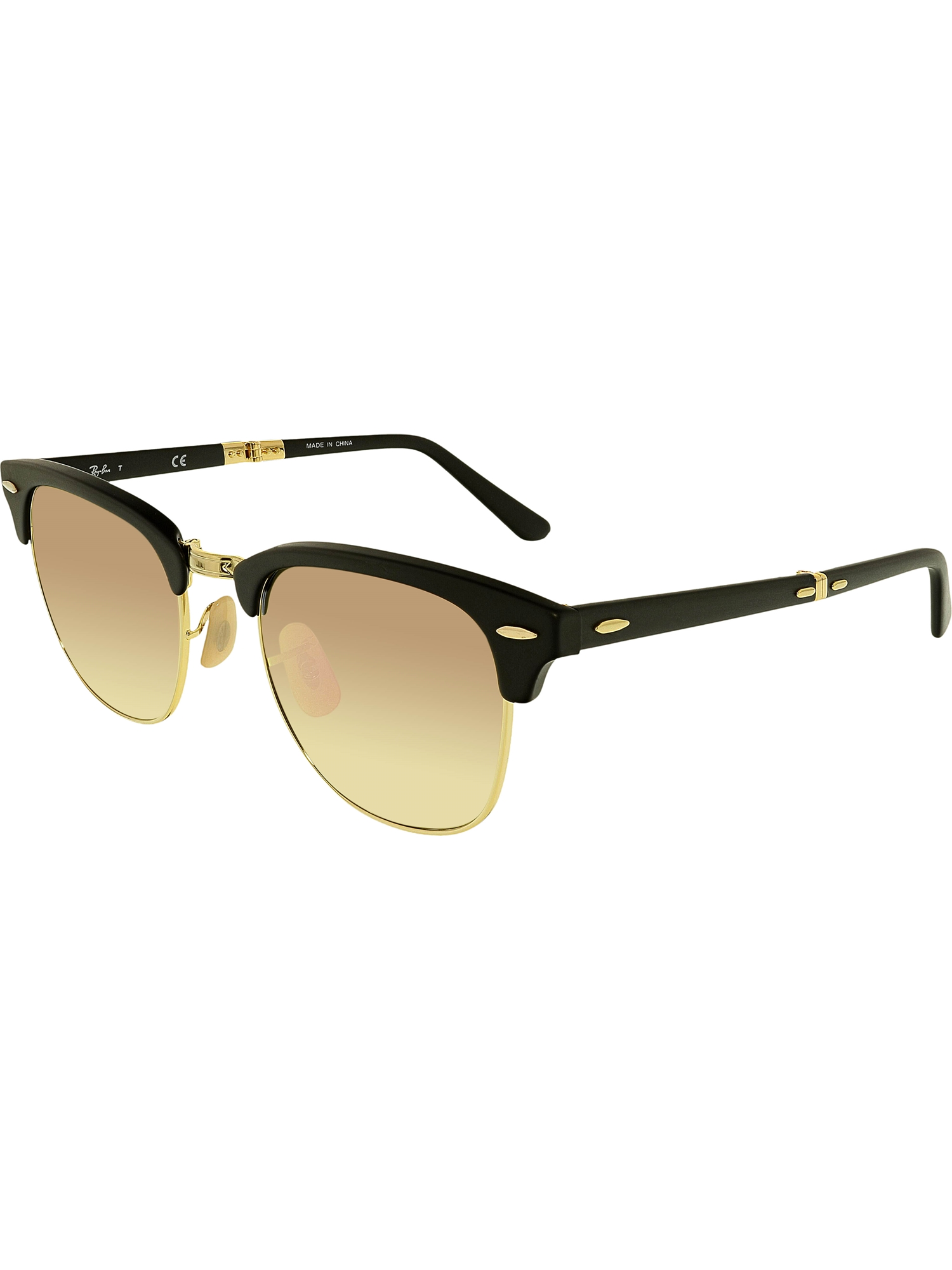 2b7ef464ede ... frame crystal green lens 901 51mm 3f1be a2450  coupon ray ban mens  gradient clubmaster folding rb2176 901s7o 51 black sunglasses be16f deda6