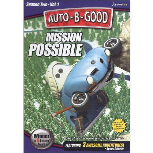AUTO-B-GOOD-MISSION POSSIBLE (DVD) (ENG/4X3/1.33:1)