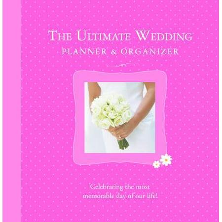 Wedding Planner Printable (The Ultimate Wedding Planner & Organizer)