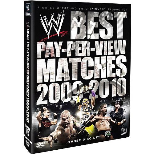 WWE: The Best Pay-Per-View Matches Of The Year 2009-2010 (Full Frame)
