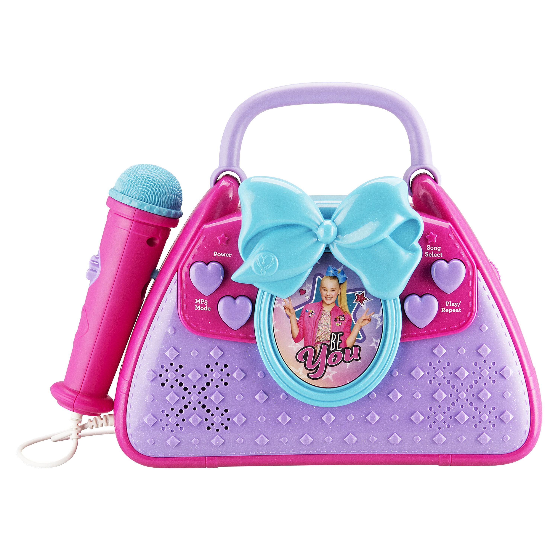 Nickelodeon Jojo Siwa Sing Along Boombox by Kiddesigns