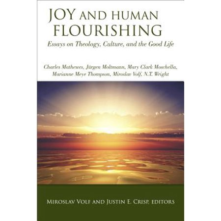 Joy and Human Flourishing : Essays on Theology, Culture and the Good Life