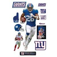 Saquon Barkley New York Giants Fathead 12-Pack Life-Size Removable Wall Decal