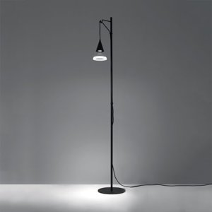 "Artemide Vigo Floor Lamp Vigo Single Light 66-15|16"" Tall Floor Lamp"