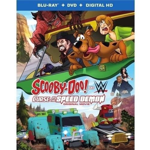 Scooby-Doo! And WWE: Curse Of The Speed Demon (Blu-ray + DVD + Digital HD With UltraViolet) WARBR581309