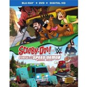 Scooby-Doo! And WWE: Curse Of The Speed Demon (Blu-ray + DVD + Digital HD With UltraViolet) by WARNER HOME VIDEO