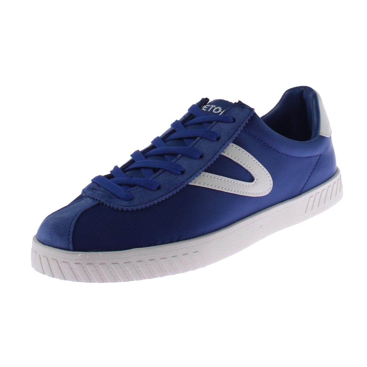 Tretorn Womens Camden4 Suede Trim Casual Fashion Sneakers by Tretorn