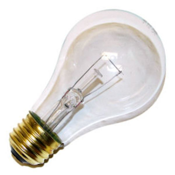Industrial Performance 25192 - 25A19/CL 12V Low Voltage Light Bulb