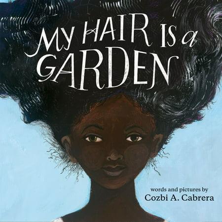 My Hair is a Garden - eBook
