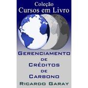 Gerenciamento de Crditos de Carbono - eBook