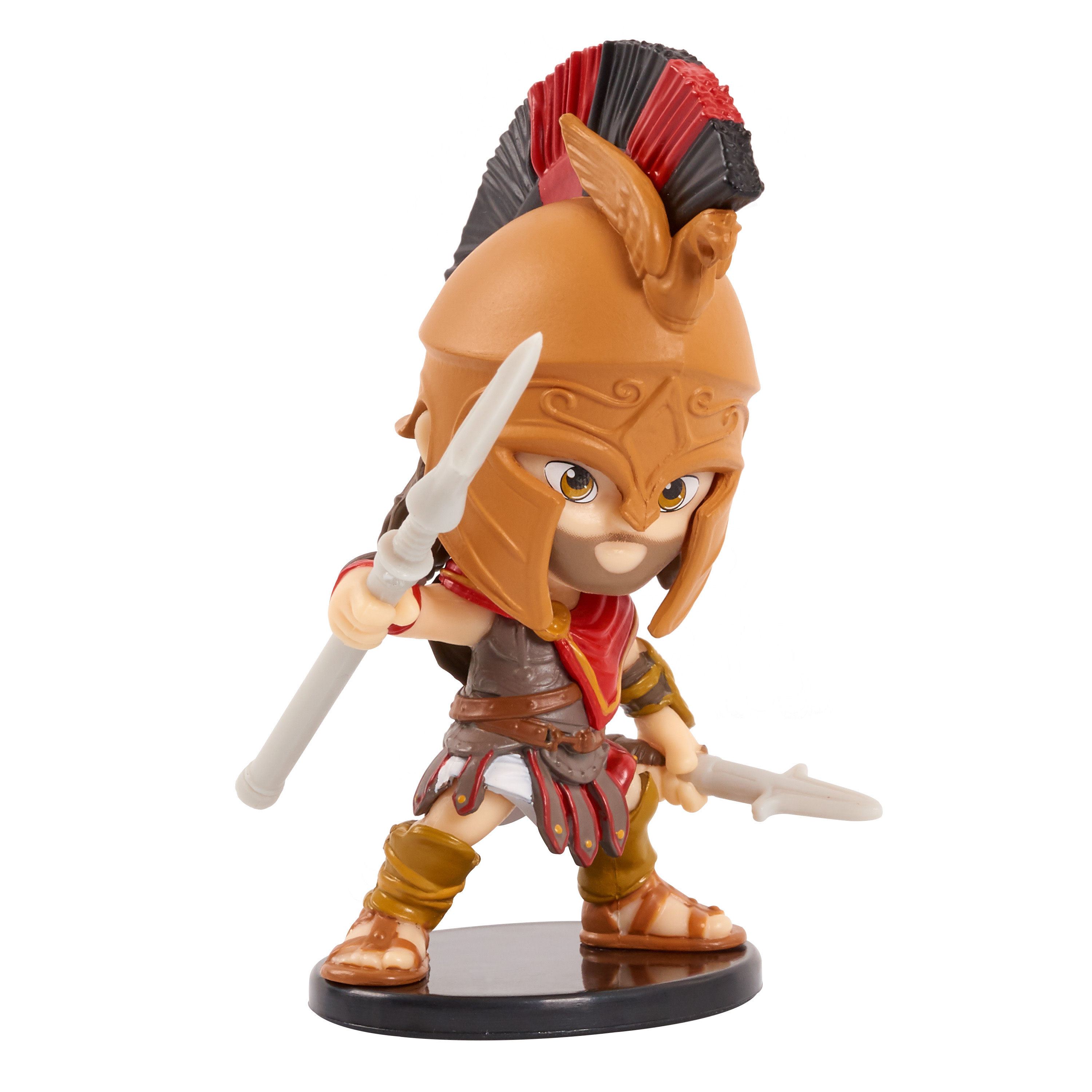 Ubisoft Assassin S Creed Stylized Collectible Figure Alexios