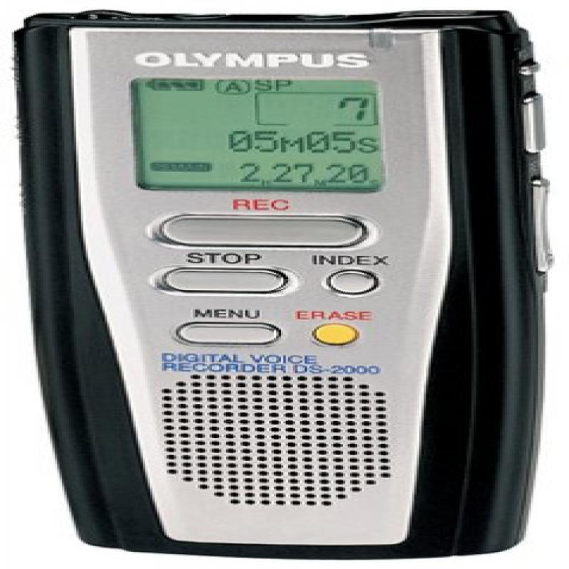 Olympus DS2000 Digital Voice Recorder