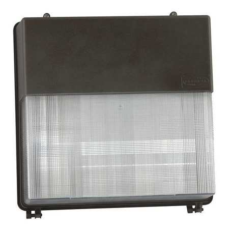 LED Wall Pack,5978 Lumens,5000K HUBBELL LIGHTING - OUTDOOR PVL3-180L-5K-U-DB