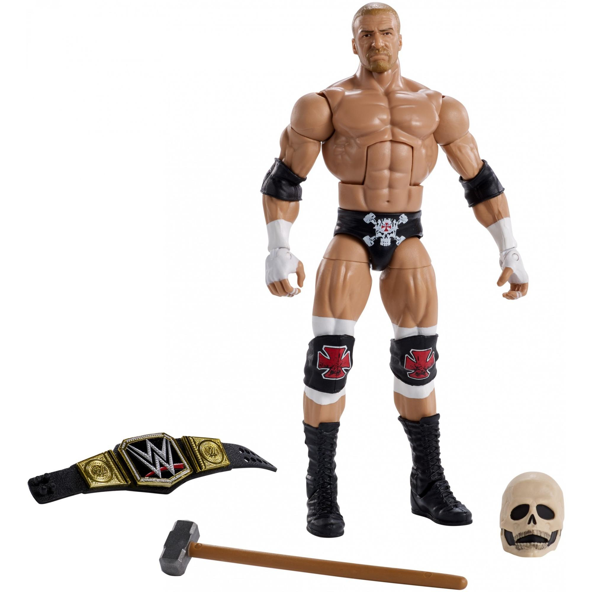 WWE Wrestlemania Series 32 Elite Triple H by Mattel