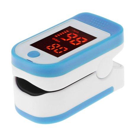 Fingertip Pulse Oximeter LED Digital Display, Random Color Now $13.99 (Was $39.66)