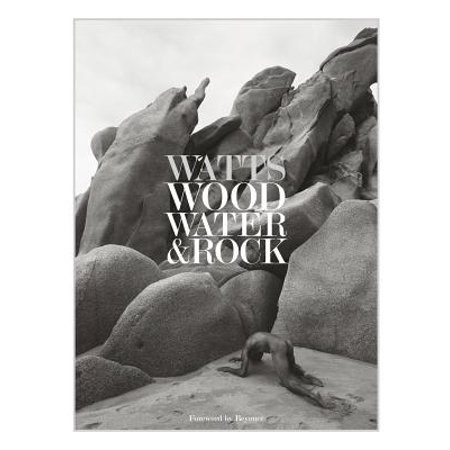 Cliff Watts: Wood, Water & Rock (Book Cliff Photography)