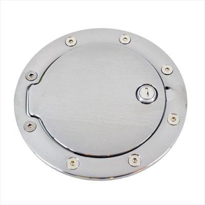 AMI Billet Fuel Doors 6095CL Fuel Filler Doors