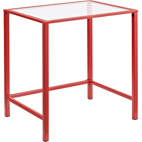 Parsons Nightstand, Red