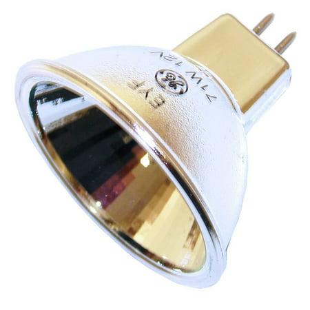 24 Degree Beam Spread - 20843 - Q71MR16/C/NSP15 - 71 Watt ConstantColor MR16 Halon Light Bulb, 15 Degree Beam Spread, 12 Volt, GX5.3 Base, Base: 2-Pin, GX5.3 (5.3 millimeters.., By GE