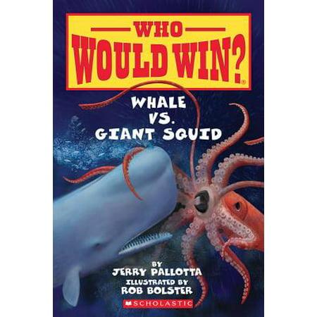 Giant Squid Costume (Whale vs. Giant Squid)